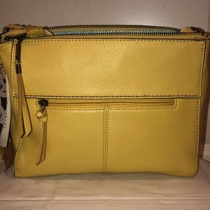 Sak Alameda Leather Crossbody Bag